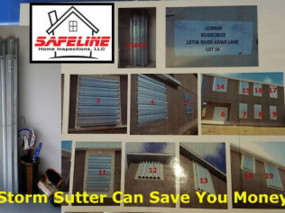 Storm Shutter Can Save You Money!