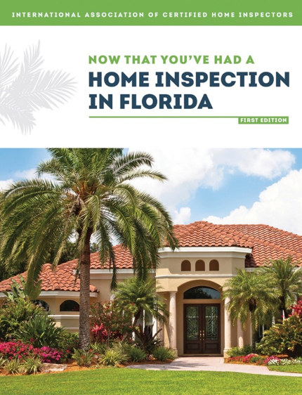 Florida Home Maintenance Book for Homeowners